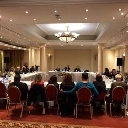 Συσκεψη Εκπροσώπου στη Λεμεσό