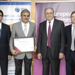 ΝΕΑ ΔΙΑΚΡΙΣΗ ΤΗΣ FOODRAM Κυπριακό Βραβείο Εξαγωγών για βιομηχανικά προιόντα